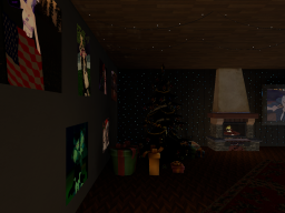Christmas in VR