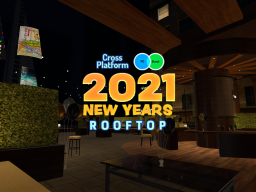 Times Square Rooftop NYE 2021