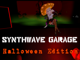 Synthwave Garage˸ Halloween Edition