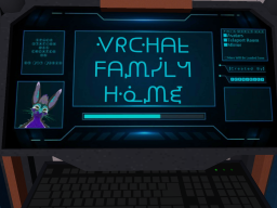 VRChat Family Home
