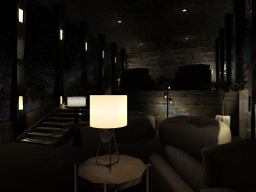 Cts's Chill Out Room
