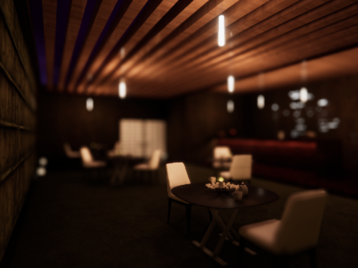 The room of the Restaurant
