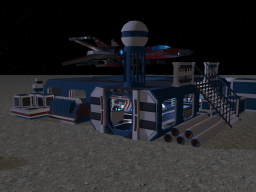 Sci-Fi Station - Space