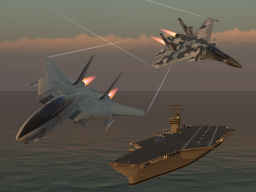 Aircraft Carrier Jets˸ F-14