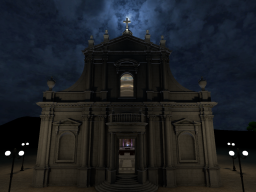 Night Cathedral