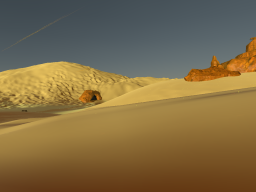 Desert of the Real (Fly⁄Adventure⁄Chill)