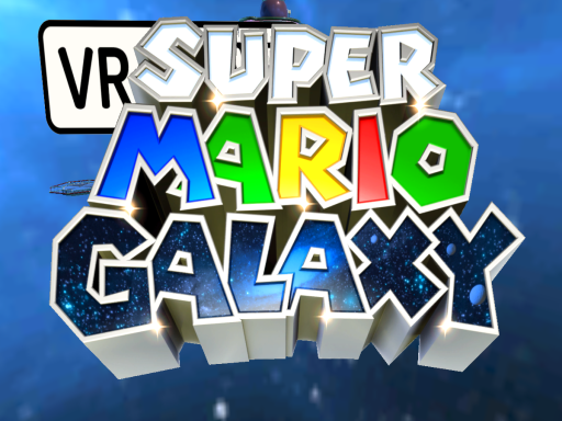 Super Mario Galaxy VR (BETA)