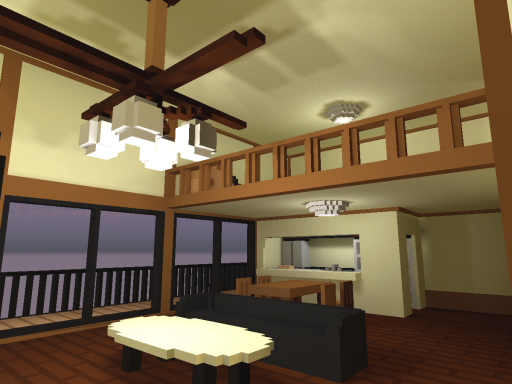 Voxel Home