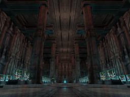 Luxerion - Hall of Heroes