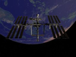 ISS internatoinal space station