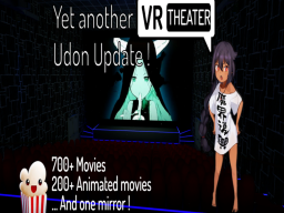Yet another VR Theater ǃ Quest compatible ǃ