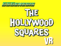 The Hollywood Squares VR