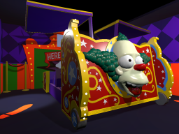 The Simpsons Ride VR