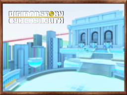 Eden - Digimon Story˸ Cyber Sleuth