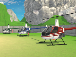 Helicopter Tour -the lost island-