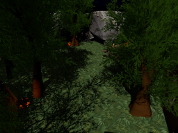 Nightmare's forest