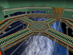 Space Colony ARK - Sonic Adventure 2