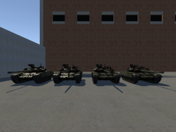 Red's Avatar 3․0 Armored Vehicles