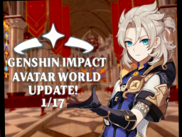 Genshin Impact Avatar World