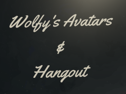 Wolfy's Avatar and Hangout