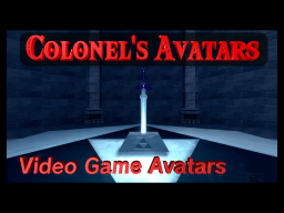 Colonel's Avatars | Video Game Avatars