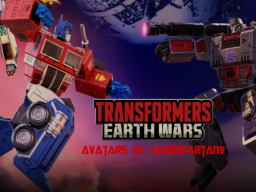 Transformers Earth Wars Avatars