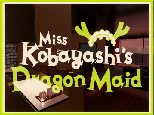 Kobayashi apartment (Dragon Maid)