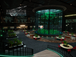 Shinra Recreational Center - Final Fantasy VII Remake