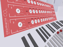 FM Synthesizer coumarin