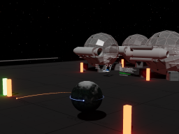 Demo - UdonSpaceVehicles