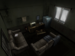 Workers Lounge {Silent Hill 2}