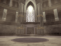 Temple of Time [Cathedral] [TLOZ˸Twilight Princess]