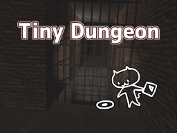 A Tiny Dungeon