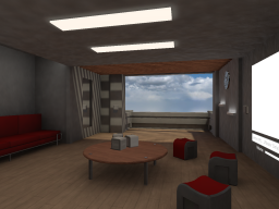 VRChat Home 2018
